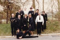 MVKV bezetting Hoofdgebouw (1985)