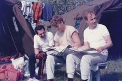 Sportdag Hoofgebouw MVKV (1985)
