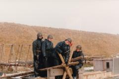 Kaderopleiding (SVBO) in 1986 (winter)