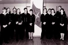 Marinestaf, bureau NATO 1986-1989