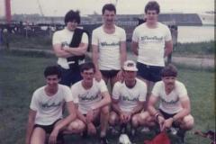 Marinekazerne Vlissingen 1983