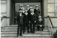 Marinekazerne Vlissingen 1983