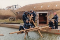 Kaderopleiding (SVBO) in 1986 (winter)