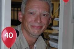 Hr.Ms. Willem van der Zaan - Verjaardag Marcel Verhoef (3-9-2014)